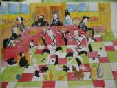 Illustration Le jeu d'échecs