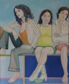 Frise - 13 women
